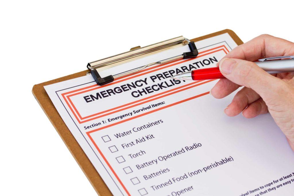 It Is Easy To Prepare Emergency Kit