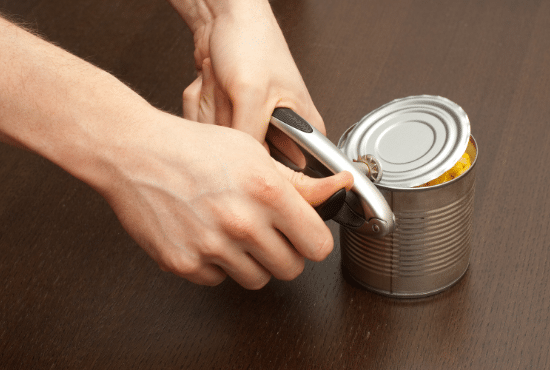 You-can-prepare-for-power-outage-by-storing-canned-food