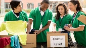 Disaster Relief Organizations