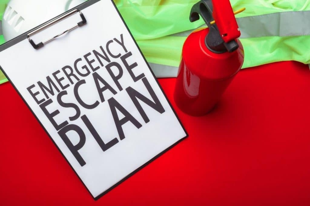 Make-an-emergency-escape-to-secure-your-family-and-life